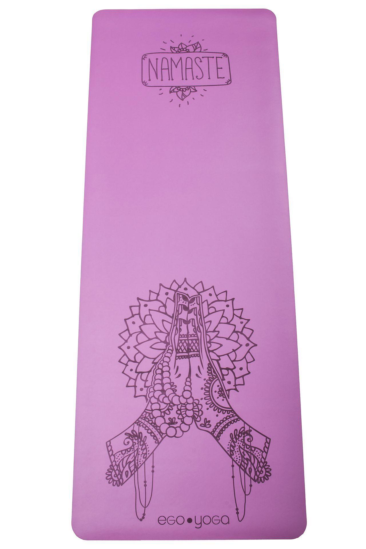 Купить йога-коврик non-slip. Дизайнерский йога-коврик выбрать ... 7901bfe7ee8