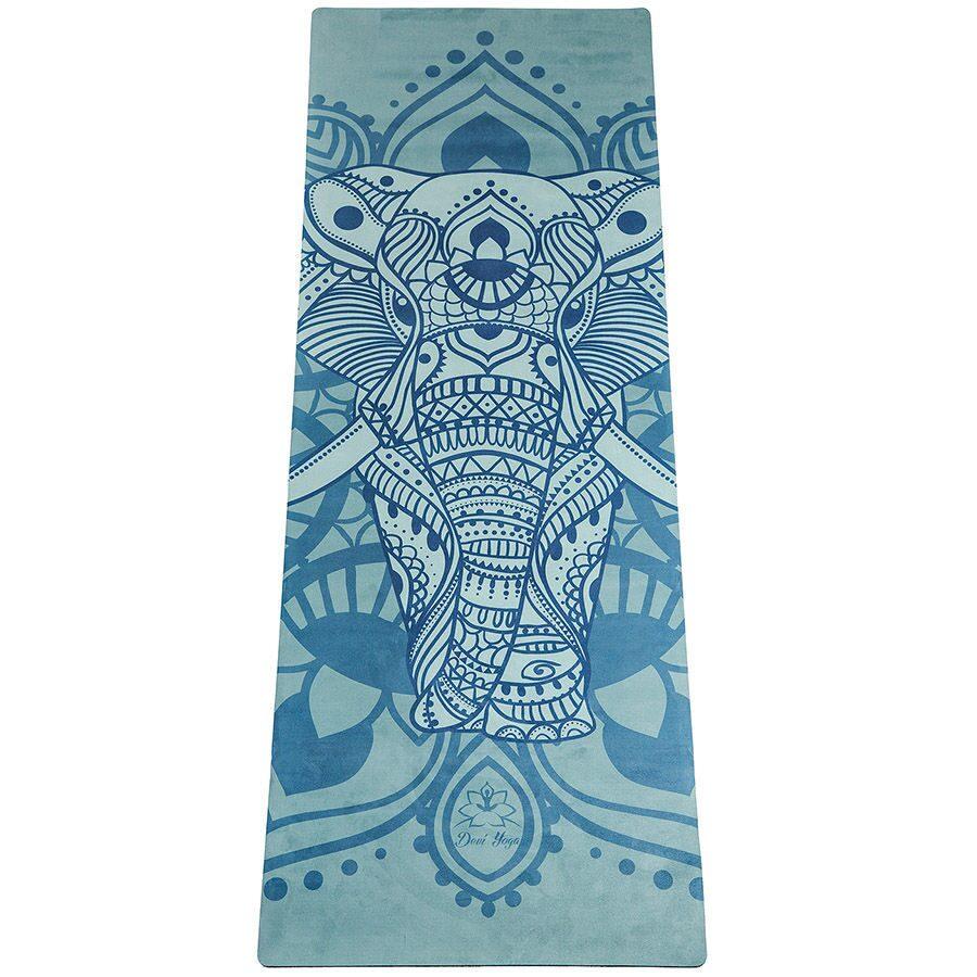 Купить коврик для йоги «Тотем». Дизайнерский йога коврик. Мат для ... 3b04bb8f843