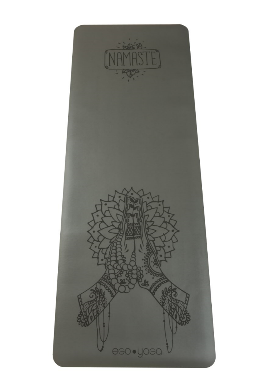 Купить йога-коврик «Namaste». Дизайнерский йога-коврик выбрать ... 5c3e85d2994